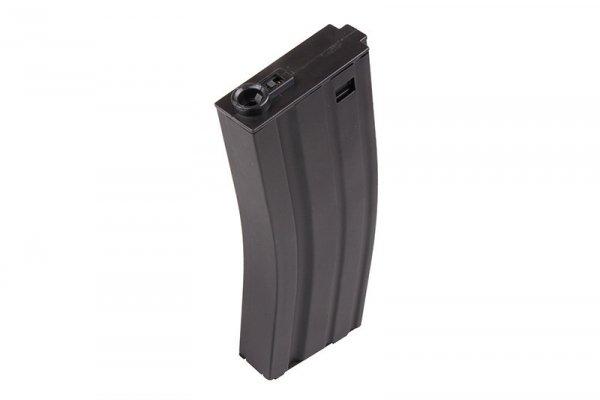 Specna Arms - Zestaw 5 magazynków real-cap do M4 - czarny