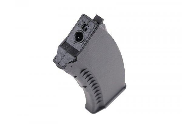 G&G - Magazynek Mid-Cap na 120 kulek do AK74 - czarny
