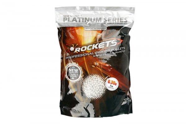 Rockets - Kulki Platinum 0,30g 1kg