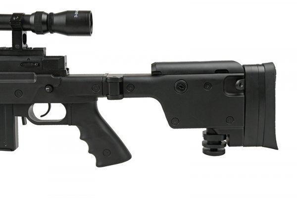 Well - Replika MB4406D - z lunetą i dwójnogiem