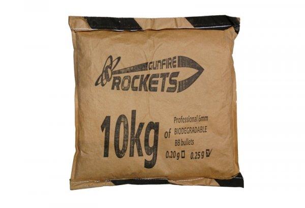 Rockets - Kulki BIO 0,25g 10kg
