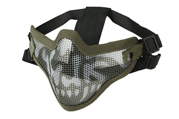 Maska Ventus V2 - oliwkowa