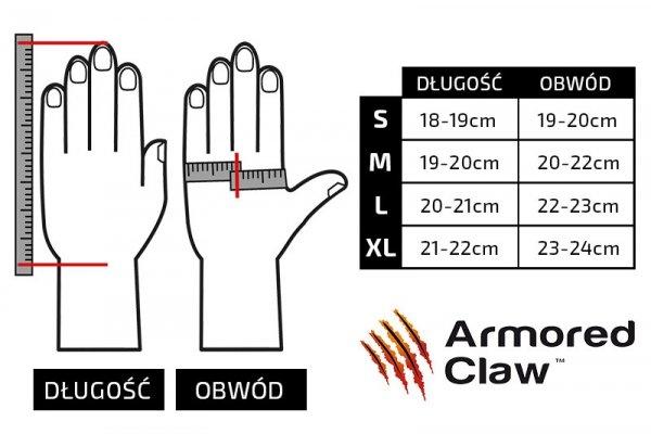 Rękawice taktyczne Armored Claw Accuracy - oliwkowe