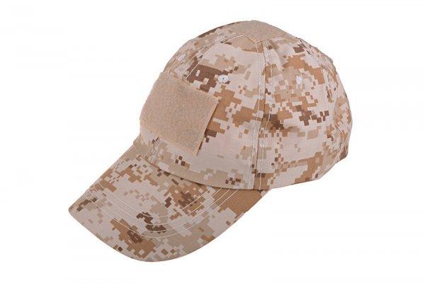 Taktyczna czapka z daszkiem - digital desert