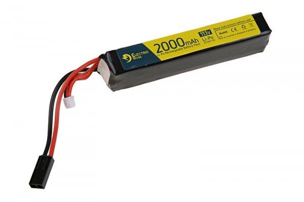 ElectroRiver - Akumulator LiPo 11,1V 2000mAh 15C