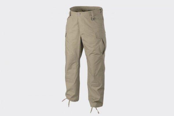 Spodnie SFU NEXT Cotton Rip-Stop - beżowe
