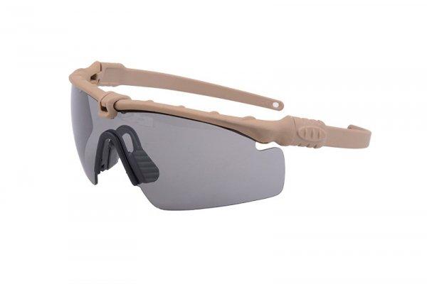 Okulary Ultimate Tactical - przyciemniane