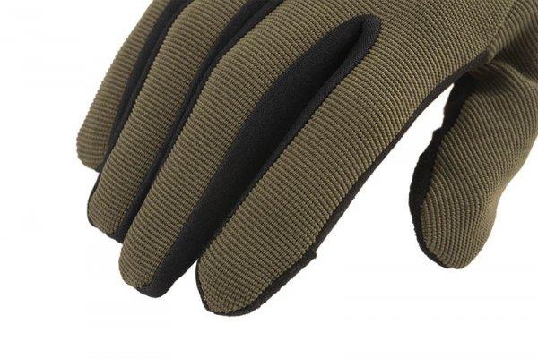 Rękawice taktyczne Armored Claw Quick Release - oliwkowe
