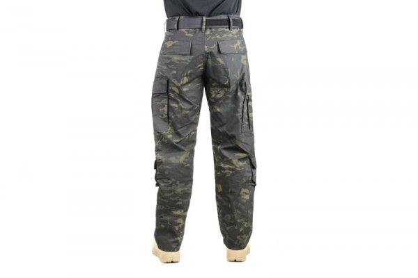 Spodnie Ultimate Tactical ACU - MC Black