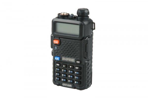 BaoFeng - Dwukanałowa radiostacja UV-5R