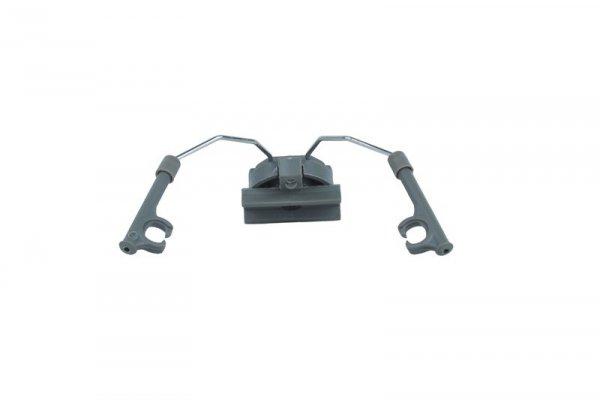 Adapter zestawu Comtac na hełm - olive