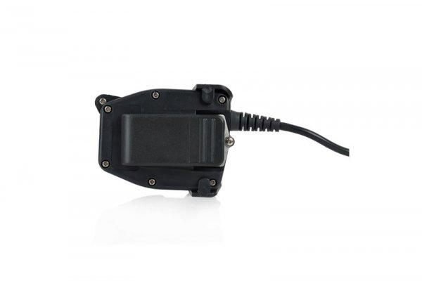Przycisk PTT zPeltor Military plug