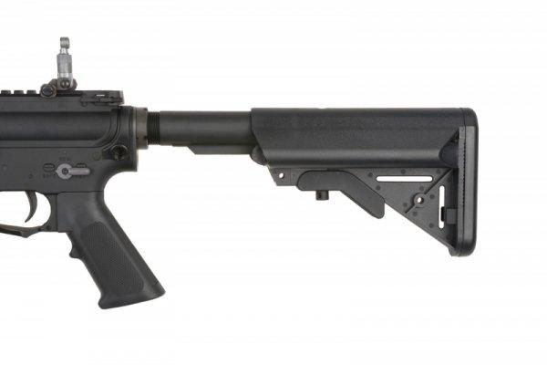 Replika karabinka Knight's Armament SR16 CQB - Czarny