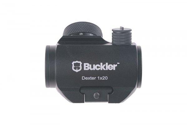 Buckler - Kolimator Dexter 1x20