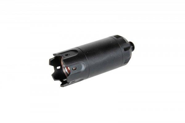 Tłumik dźwięku Blaster Tracer Unit - czarny
