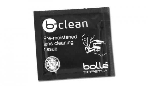 Bolle - Nasączona chusteczka B-Clean - 1 sztuka