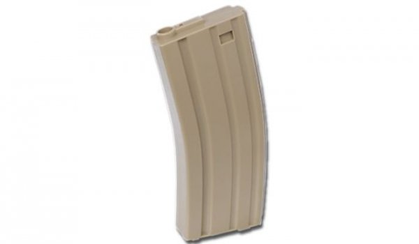 ARES - Magazynek Mid-Cap do M4 - 140 - ABS - Tan