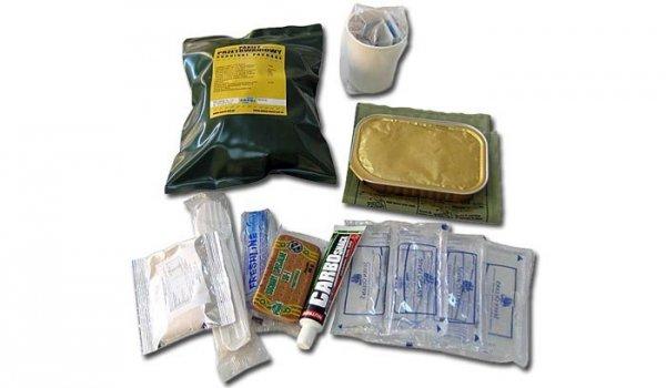 ARPOL - Pakiet przetrwaniowy typu MRE - Zestaw 3 Kurczak z warzywami