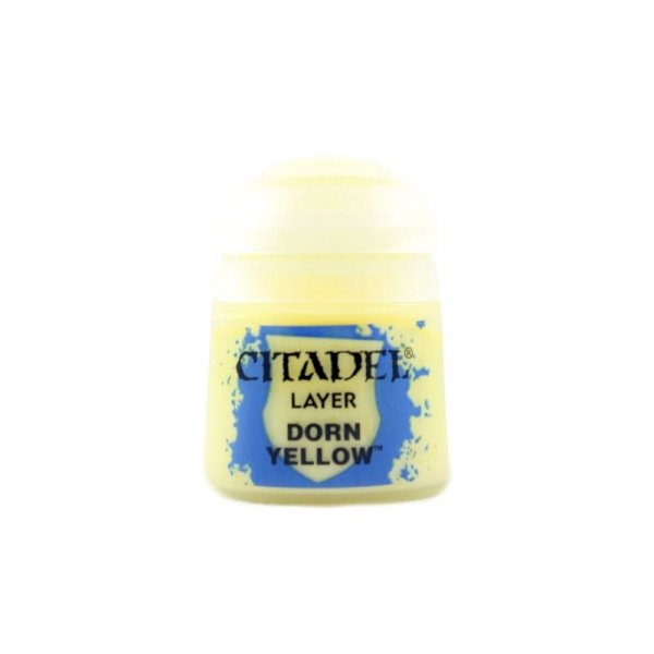 CITADEL - Layer Dorn Yellow 12ml