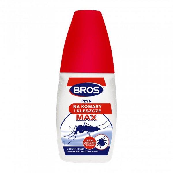 Płyn Bros na komary i kleszcze Max 50 ml.