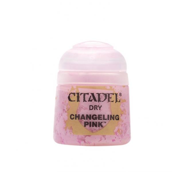 CITADEL - DRY Changeling Pink 12ml