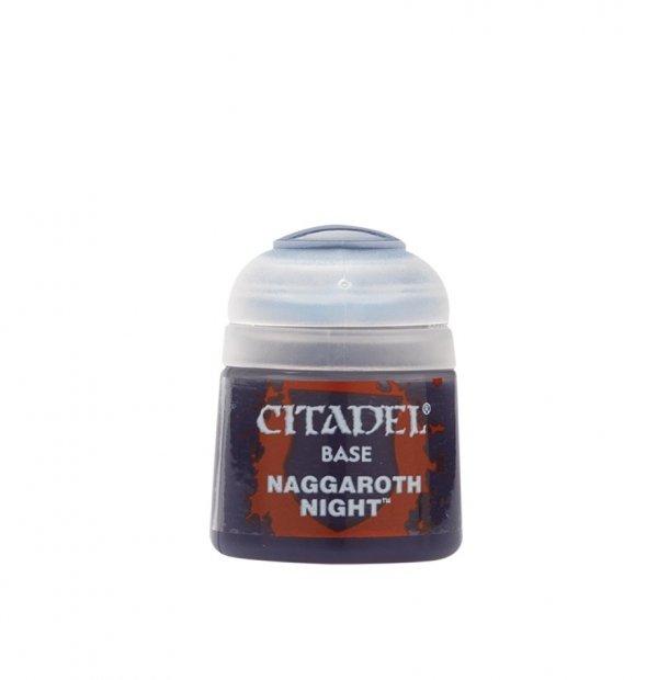 CITADEL - Base Naggaroth Night 12ml