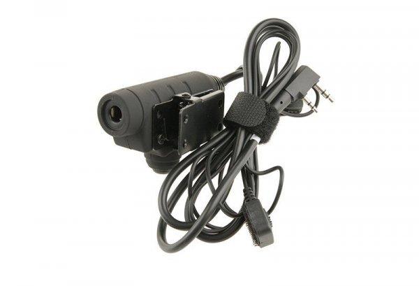 Z-Tactical - Przycisk PTT U94 nowa wersja - Kenwood
