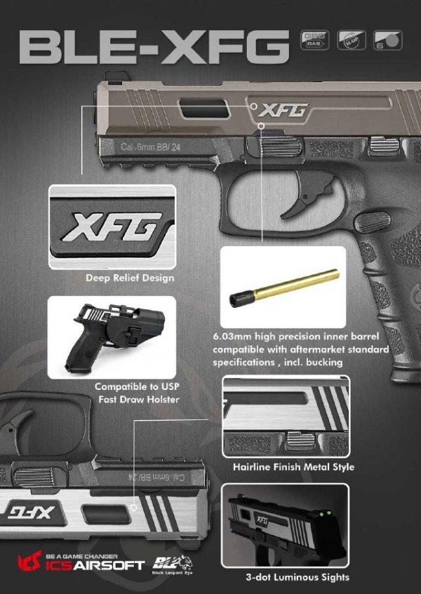 ICS - Replika BLE XFG - Two Tone