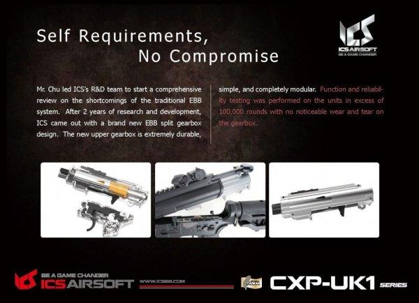 ICS - Replika CXP-UK1 Transform4