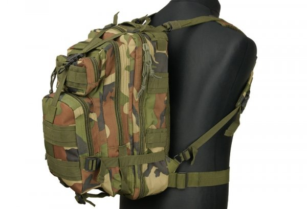 Plecak Assault Pack - woodland