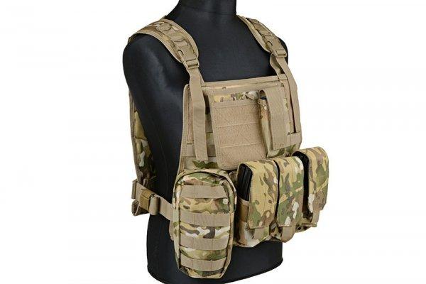 Kamizelka taktyczna typu MBSS - MC