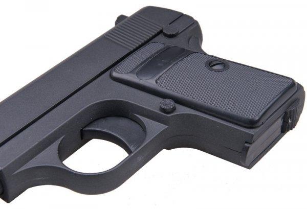 Replika pistoletu G1A z tłumikiem