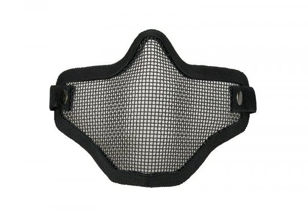 Maska typu Stalker - czarna