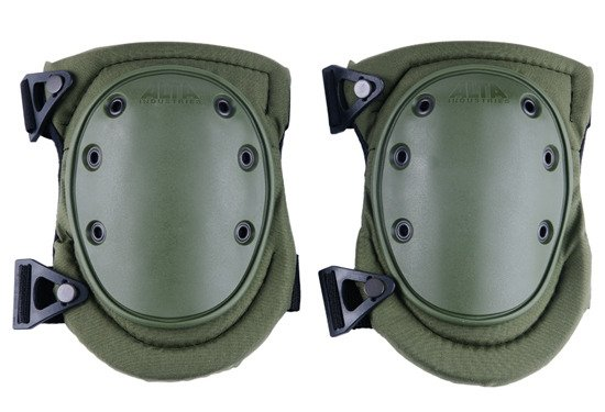Ochraniacze na kolana ALTA SUPERFLEX - OLIVE