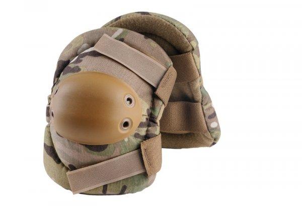Ochraniacze na łokcie ALTA FLEX - MULTICAM