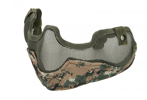 Maska typu Stalker V3 - digital woodland