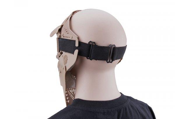 Maska Ultimate Tactical Guardian V2 - Tan