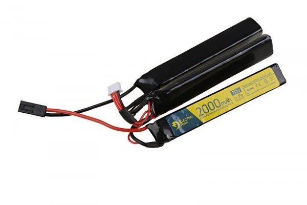 Akumulator LiPo 11,1V 2000mAh 3-modułowy 25/50C