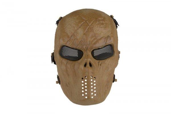 Maska Tactical Skull - Dried Bone