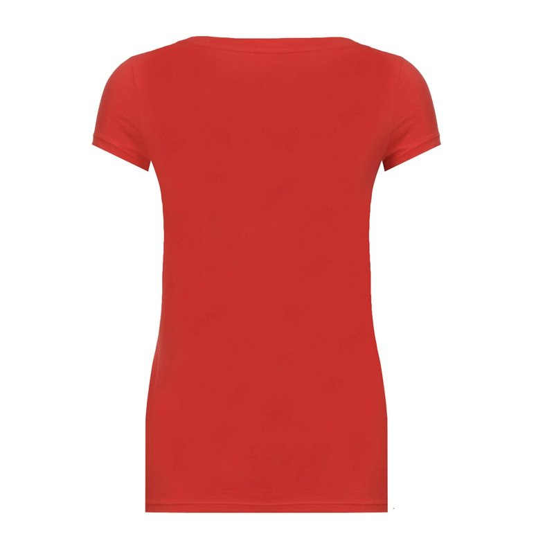 Armani Exchange t-shirt koszulka damska