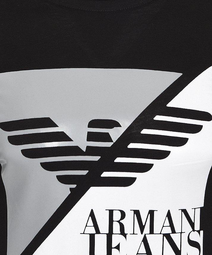 ARMANI JEANS T-SHIRT KOSZULKA MĘSKA