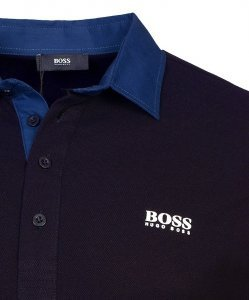 29ce0cf2b8ad1 Hugo Boss polo koszulka męska - WYPRZEDAŻ