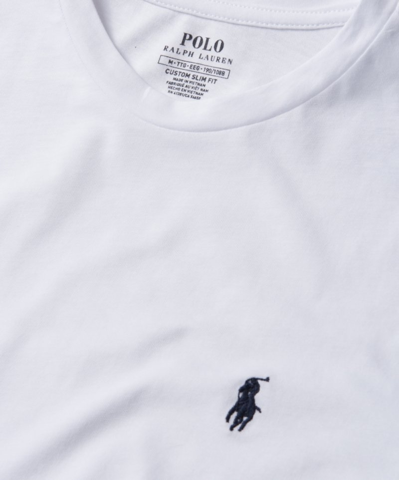 Polo Ralph Lauren koszulka t-shirt męski custom slim fit