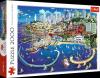Puzzle 2000 Trefl 27107 Zatoka San Francisco