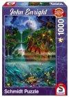 Puzzle 1000 Schmidt 59685 John Enright - Zatopiony Skarb