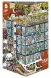 Puzzle 2000 Heye 25784 Jean Jacques Loup - Pogotowie Ratunkowe