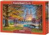 Puzzle 1500 Castorland C-151844 Jesienny Spacer - Central Park