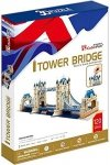Puzzle 3D CubicFun 120 Most Tawer Bridge  - MC066h