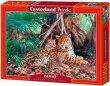 Puzzle 3000 Castorland C-300280 Jaguars in the Jungle