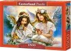 Puzzle 1500 Castorland C-151394 Dwa Aniołki